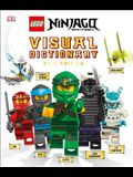 Lego Ninjago Visual Dictionary, New Edition (Library Edition): With Exclusive Teen Wu Minifigure