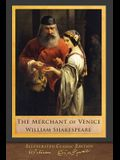The Merchant of Venice: Illustrated Shakespeare