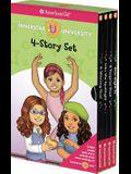 Innerstar University 4-Story Set (includes A Winning Goal) (American Girl (Quality))
