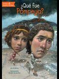 Que Fue Pompeya?