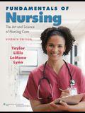 Taylor Fundamentals 7e, Clinical Nursing Skills 3e, Study Guide 7e, Video Guide 2e, Prepu Package