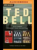 Ted Bell - Alex Hawke Series: Books 2-4: Assassin, Pirate, Spy