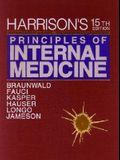 Harrison's Principles of Internal Medicine (Volume 1 ONLY of 2-Volume Set)