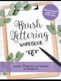 Brush Lettering Workbook