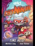 Cat Ninja: Time Heist, 2