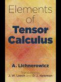 Elements of Tensor Calculus