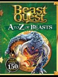 Beast Quest: A to Z of Beasts: New Edition Over 150 Beasts