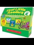 First Little Readers: Guided Reading Level C (Classroom Set): A Big Collection of Just-Right Leveled Books for Beginning Readers