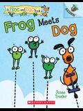 Frog Meets Dog: An Acorn Book (a Frog and Dog Book #1), 1