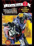 I Am Optimus Prime