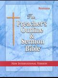 Preacher's Outline & Sermon Bible-NIV-Romans