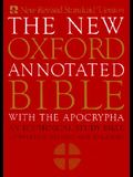 New Oxford Annotated Bible W/Apocrypha: An Ecumenical Study Bible