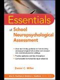Essentials of School Neuropsychological Assessment (Essentials of Psychological Assessment)