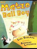 The Matzo Ball Boy (Picture Puffin Books)