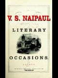 Literary Occasions : Essays