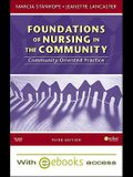 Foundations of Nursing in the Community: Community-Oriented Practice [With eBook]