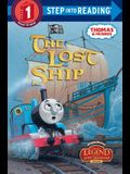 The Lost Ship (Thomas & Friends) (Step into Reading)
