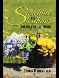 Sunshine and Shadows: Poetry for All Moods