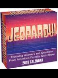 Jeopardy! 2018 Day-To-Day Calendar