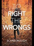 To Right the Wrongs (Erin Blake)