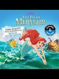 Disney the Little Mermaid: Movie Storybook / Libro Basado En La Película (English-Spanish), Volume 13
