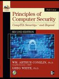 Principles of Computer Security: CompTIA Security+ and Beyond [With CDROM]