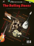 Ultimate Easy Guitar Play-Along -- The Rolling Stones: 10 Songs from the World's Greatest Rock and Roll Band (Easy Guitar Tab), Book & DVD [With DVD