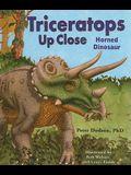 Triceratops Up Close: Horned Dinosaur