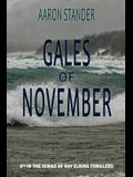 Gales of November: A Ray Elkins Thriller