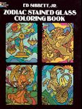 Zodiac Stained Glass Coloring Book