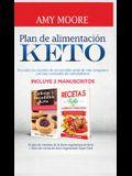 Ernährungsplan für die Ketogene Diät: mit einfachen Low-Carb Rezepten für Einsteiger enthält 2 Manuskripte: Low-Carb Kekse und Snacks + Low-Carb Meere