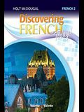 Discovering French Today: Student Edition Level 2 2013