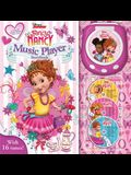 Disney Fancy Nancy Music Player [With Three CDs]