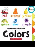 My Favorite Book of Colors (Rookie Toddler)
