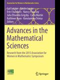 Advances in the Mathematical Sciences: Research from the 2015 Association for Women in Mathematics Symposium