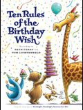 Ten Rules of the Birthday Wish