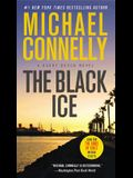 The Black Ice (Large Type / Large Print)