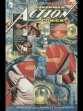 Superman: Action Comics Vol. 3: At The End of Days (The New 52)