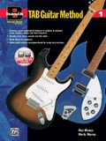 Basix Tab Guitar Method, Bk 1: Book & Online Audio [With CD]