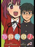 Toradora! (Manga) Vol. 2