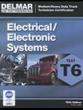 Medium/Heavy Duty Truck Certification Series: Electrical/Electronic Systems (T6)