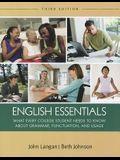 English Essentials (Langan)