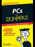 PCs for Dummies Quick Reference
