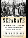 Separate: The Story of Plessy V. Ferguson, and America's Journey from Slavery to Segregation