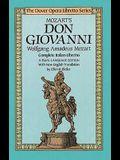Mozart's Don Giovanni (Opera Libretto Series)
