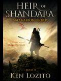 Heir of Shandara: Book Four of the Safanarion Order