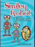 Smiley Robot Tattoos