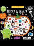 Super Sticker Activity: Tricks and Treats