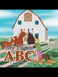 My Horse ABC