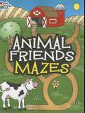 Animal Friends Mazes